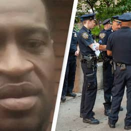 Officer Fired After Telling Inmate He Looked Like George Floyd, Asking Him To Say 'I Can't Breathe'