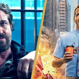 Gerard Butler Says He Doesn't Watch Ryan Reynolds Movies