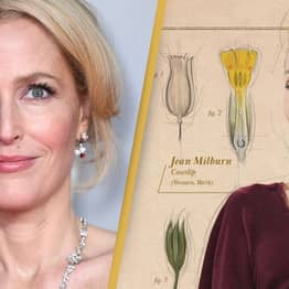 Gillian Anderson Reveals The Unusual Thing She Needs An Assistant For