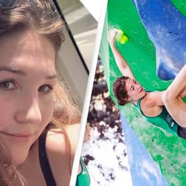 Broadcast Airs Inappropriate Close-Ups Of Champion Climber And Issues Apology