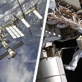 ISS Crew Report Smell Of Burnt Plastic As Fire Alarms Sound On Board