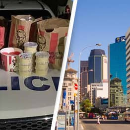 Two Men Arrested For Trying To Smuggle A 'Boot Full Of KFC' Into Auckland