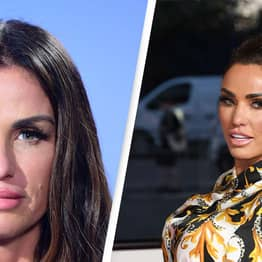 Car Crash Photo Released By Police Following Katie Price Accident