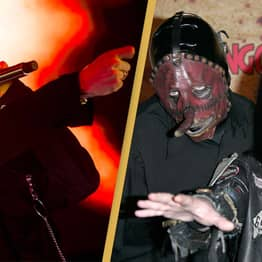 Machine Gun Kelly Savagely Rips Into Slipknot On Stage At Festival