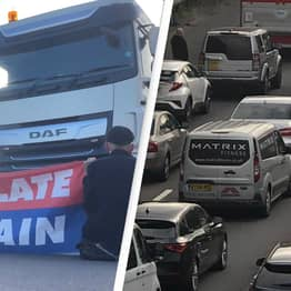 Activists Cause Motorway Chaos After Blocking M25 For Second Time This Week