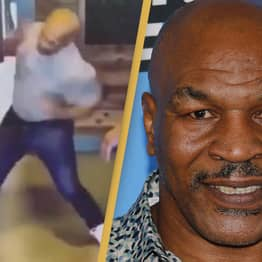 Mike Tyson Shows He Still Has Impressive Moves At 55 In Incredible Video