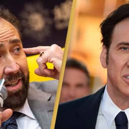 Nicolas Cage Freaked Out By His Next Movie And Refuses To Ever Watch It