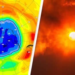 Hole In Earth's Ozone Layer Now Bigger Than Antarctica