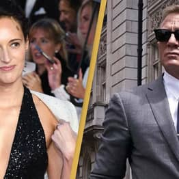 Phoebe Waller-Bridge Teases Female Bond Rival On No Time To Die Red Carpet