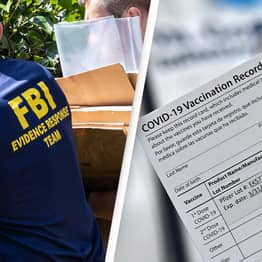 FBI Launches Investigation Into Police Officers Creating Fake Covid Vaccine Cards