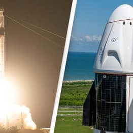 History Made As First Flight To Space Without Any Professional Astronauts On Board Launches