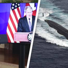 China Condemns 'Extremely Irresponsible' US-Australia Nuclear-Powered Submarines Deal