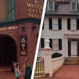 Tour Around One Of America's Most Infamous Towns Includes A Witch Dungeon