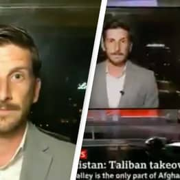 Journalist Caught Complaining About Job Not Realising He Was Live On Air