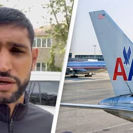 Amir Khan Claims Removal From American Airlines Flight Was Racially Motivated