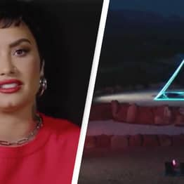 Demi Lovato Says Alien Angels Are Protecting Them From Their 'Own Worst Enemy'