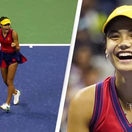 Emma Raducanu's US Open Final Match To Be Broadcast On Free-To-Air TV Following Last Minute Deal