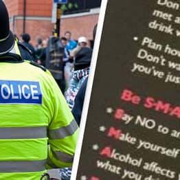 Police Apologise After Linking Rape To Alcohol Consumption In Flyer