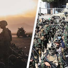 Soldiers Trained By UK And US Army Will Now Fight For Taliban