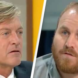 Insulate Britain Protester Embarrassed As GMB Hosts Reveal His Home Isn't Actually Insulated