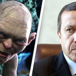 Man Arrested For Comparing Turkish President To Gollum Had Panel Of LOTR Experts Determine His Fate
