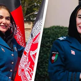 Afghanistan: Top Female Police Officer 'On The Run' After Being Brutally Beaten By Taliban In Kabul
