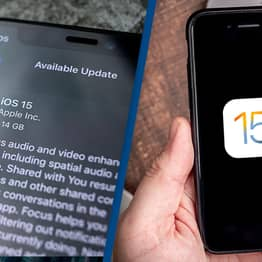 Man Reveals The Incredible Features Of iOS 15 Update