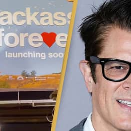 Johnny Knoxville Announces Jackass Delay With A Jackass Stunt