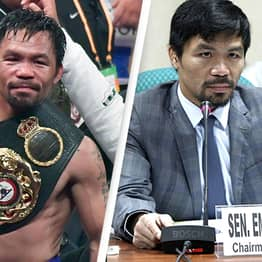 Boxing Legend Manny Pacquiao Is Running For President