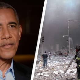 Obama Says 'America Has Always Been Home To Heroes Who Run Towards Danger' On 9/11
