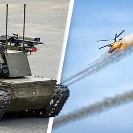 Russia Tests Deadly Combat Robots In Massive Week-Long War Games Exercise