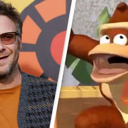 Seth Rogen's Voice Hilariously Dubbed Over Donkey Kong As He's Set To Play Him In Super Mario Bros Movie