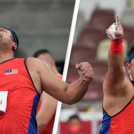Paralympic Shot Putter Stripped Of Gold Medal After Being 3 Minutes Late