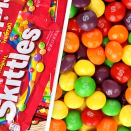 Skittles Is Swapping Out One Of Its Flavours Again