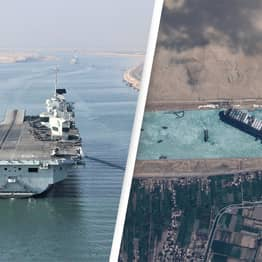 Suez Canal Is Cleared After Getting Blocked Again