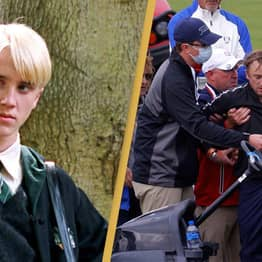 Harry Potter's Tom Felton Gives Update Following Collapse On Golf Course