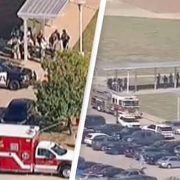 Texas High School In Lockdown With Ongoing Active Shooter Situation