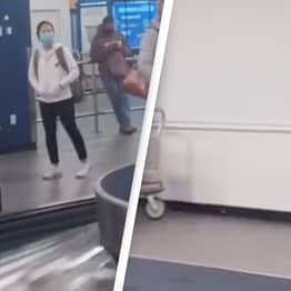 Man Shares Hilarious Response To An Airport Argument About Race