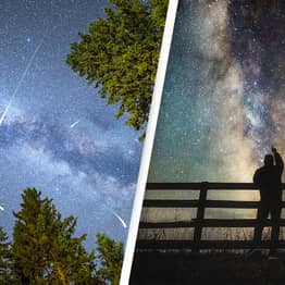 Draconid Meteor Shower Peaks Tonight, Here's How You Can Watch