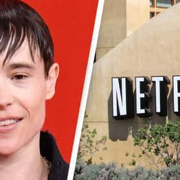 Elliot Page Speaks Out On Netflix Controversy With 'Fighting' Trans Employees