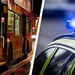 Knife Attack Leaves Three Injured On Bus As Driver 'Pulls Panic Button'