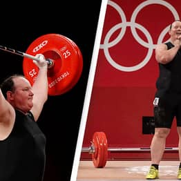 Olympic Transgender Weightlifter Laurel Hubbard Named Sportswoman Of The Year