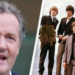 Piers Morgan Hits Out At Rolling Stones Decision To Retire Popular Song Over Slavery Concerns