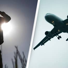 Plane Splatters Man 'In A Very Unpleasant Way' With Human Waste