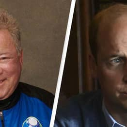 William Shatner Hits Back At Prince William's Space Flight Criticism