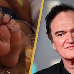Quentin Tarantino Explains Why He Has A Foot 'Fetish' In His Films