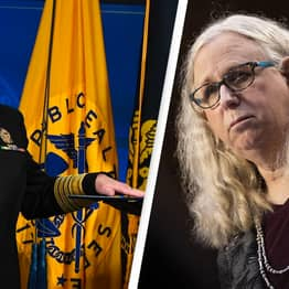 Rachel Levine Becomes First Openly Transgender Four-Star Officer In US Military History