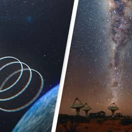 Astronomers Receive Strange Radio Waves From Centre Of The Milky Way