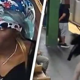 Woman Charged With Attempted Murder For Allegedly Pushing Woman In Front Of Subway Train