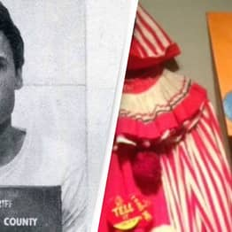 Notorious Serial Killers' Possessions Unveiled In Unsettling Collection Includes Killer Clown Costume